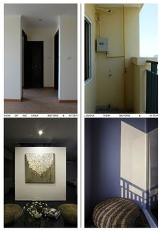 Apartment Renovation in Hanoi by Hung Manh Tran (1)