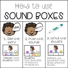 Sounds boxes are a g