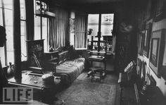 Amedeo Modigliani's studio