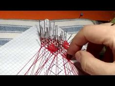 Playing Cards, Videos, Youtube, Bobbin Lacemaking, Hand Embroidery, Waves, Simple, Tutorials, Dots