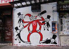 Anarchist Art #anarchy #anarchist #anarchists #anarchism #anarchistart #anarquia #anarchia #anarchiste #santaclause