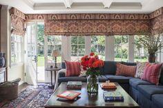 Palisades Traditional Design   Schuyler Samperton Interior Design