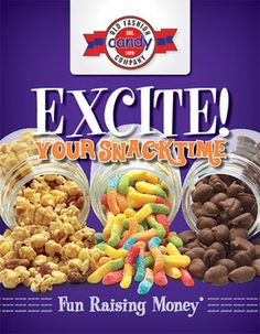 Your Snacktime Brochure - Your group will earn profit from each item sold. No money up front fundraising and brochures are FREE Free Brochure, Fundraising Ideas, Fundraisers, Brochures, How To Raise Money, Candy, Snacks, Group, Spring