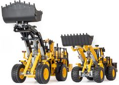 lego technic loader - Google Search
