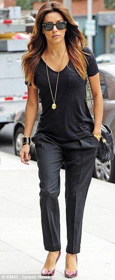 Cheveux Noir Tous les Style