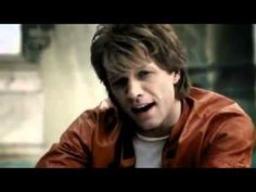 Bon Jovi Thank You For Loving me Official Music Video HD