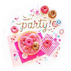 Cute & yummy donuts!!!
