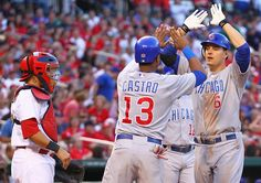 Vote #Cubs first baseman Bryan LaHair and shortstop Starlin Castro for the 2012 MLB All-Star Game!