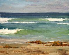 Plein Air Wave Painting | Stan Prokopenko's Blog