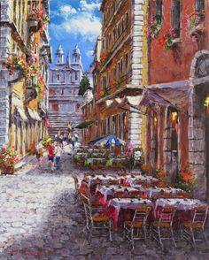 """Rome"" by Sam Park"