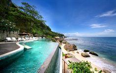 Dream view. Bali