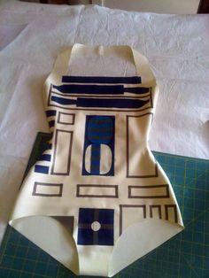 R2D2+Bodysuit+ +DudeIWantThat.com