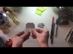 Art2-D2's Guide to Folding and Doodling: An Origami Yoda Activity Book - YouTube