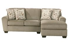 Patina Patola Park 2-Piece Sectional View 2