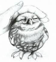 Резултат с изображение за owls drawing