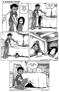Erma :: Erma- A Monster Thing | Tapas - image 1