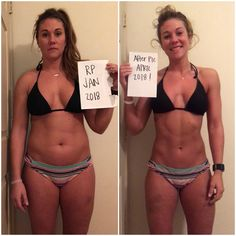 30-Pound Weight-Loss Before-and-After | POPSUGAR Fitness
