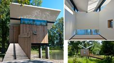 Meditation hut designed by Jeffery Poss architect | http://www.daisylovesdesign.com