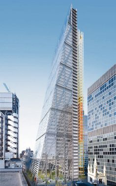 Rogers Stirk Harbour + Partners' Leadenhall Building