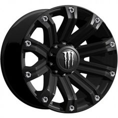 Drop Star Monster Energy Drink wheels for your truck or suv. These make your truck look like a beast with knobby Nitto Trailgrappler tires. Call 859-299-7467 today for quotes and sizes.