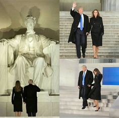 God Bless and Protect President Trump & the First Lady! Donald And Melania Trump, First Lady Melania Trump, Donald Trump, Greatest Presidents, American Presidents, American History, Malania Trump, Trump One, Jack Kirby