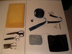 How to: seatbelt purse