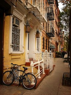 East Village ~ New York City, New York