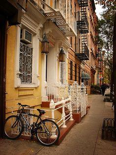 East Village, New York City 356 by Vivienne Gucwa, via Flickr