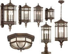 1000 images about Traditional Outdoor Lighting on