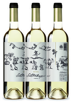 Saltimbanqui Rueda. Verdejo Vino/ Vi/ Wine