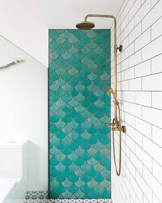 Shower Niche, Master Shower, Walk In Shower, Bathroom Floor Tiles, Modern Bathroom, Small Bathroom, Shower Tiles, Bathroom Closet, Bathroom Styling