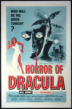 Horror of Dracula by Terence Fisher