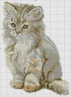 Easiest Crochet Frills Border Ever! Just Cross Stitch, Beaded Cross Stitch, Crochet Cross, Cross Stitch Animals, Cross Stitch Charts, Cross Stitch Embroidery, Funny Cross Stitch Patterns, Cat Cross Stitches, Cross Stitch Designs