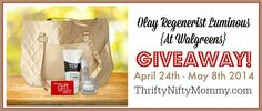 #Sponsored ~ Enter to win a great Olay Regenerist Prize Package, including a $50 Walgreens Gift Card!