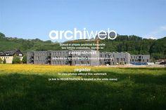 archiweb.cz - Pasivní obytné domy Samer Mösl
