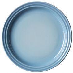 Le Creuset Middagstallrik 27 cm Coastal Blue
