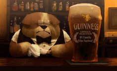 The Dam Keeper is headed to Ireland! The short will play as part of the Irish Film Institute (IFI) - Illustration by our talented paint lead Yoshihiro Nagasuna!