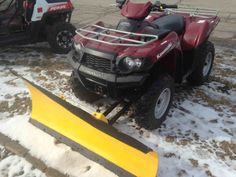 Used 2011 Kawasaki Brute Force® 750 4x4i ATVs For Sale in Wisconsin.