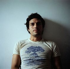 Ruffalo...Such a good looking man...and SMART