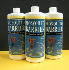 Rid Your Yard Of Mosquitos The Natural Way