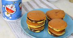 Doraemon, Dorayaki Receta, Waffles, Pancakes, Coffee And Cigarettes, Quesadilla, Omelette, Crepes, Breakfast