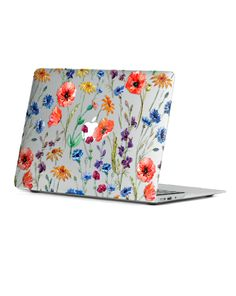 """GMYLE Warm and Bright Floral Pattern Case for 13"""" MacBook Air 