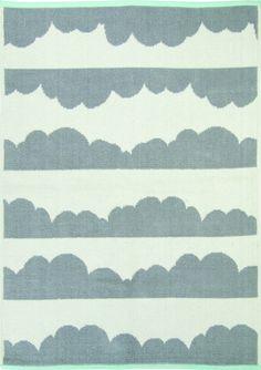 """Vloerkleed Kinderkamer """"Clouds"""""""