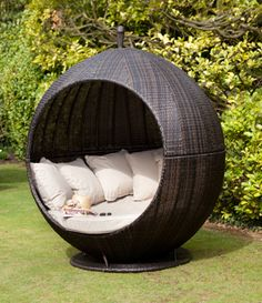 Garden Furniture Pod round garden pod | installations & events | pinterest | garden