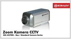 SSC-H27DN Kamera CCTV Box Standard Camera