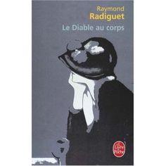 """""""Le diable au corps"""" de Raymond Radiguet"""