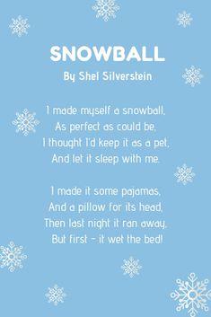 Christmas Poems for Kids + Advent Calendar | Imagine Forest