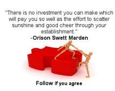 Invest some efforts for you establishment!
