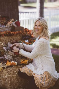 10 Questions With Monica Potter
