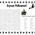 This is a set of 5 worksheets containing fun, Halloween themed activities. French Halloween vocabulary practice.  For most activity packages that I...